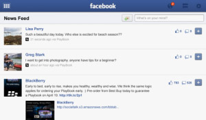 <b>free Facebook for BlackBerry PlayBook apps</b>