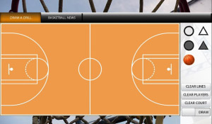 Basketball v1.0 for BlackBerry PlayBook