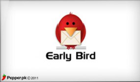 Early Bird for BlackBerry PlayBook Email Apps