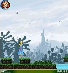 Alice In Wonderland 71xx,81xx games