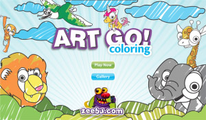 ArtGO Coloring v1.0.2 for BlackBerry PlayBook