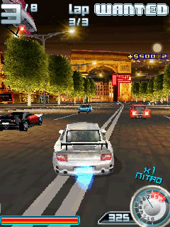 asphalt racing 95xx storm games