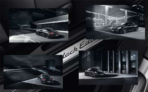 <b>Porsche Cayman S for playbook wallpapers pack</b>