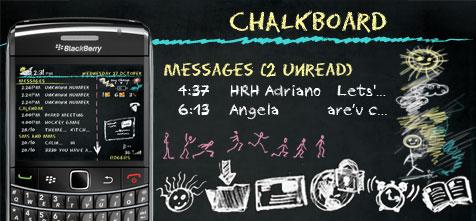Chalkboard v1.0 for 90xx themes