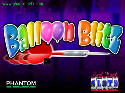 Reel Deal Slots Balloon Blitz