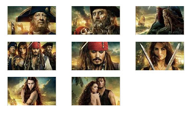 <b>Pirates of the Caribbean: On Stranger Tides</b>
