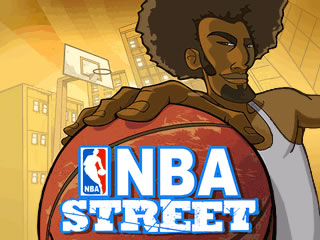 NBA STREET for blackberry curve 8310 games