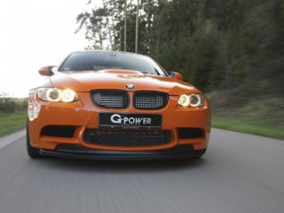 G-POWER BMW M3 GTS 2011