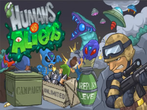 Humans vs Aliens v1.4.0