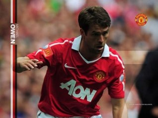 Michael Owen wallpapers