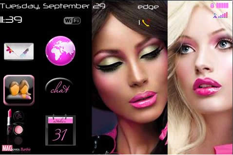 MAC Makeup for 90xx themes download