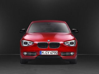 BMW 1 Series for blackberry pearl wallpapers