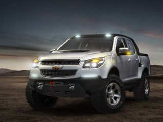 Chevrolet Colorado Rally 2011
