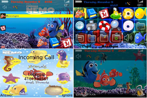 <b>Finding Nemo 9000 themes download</b>