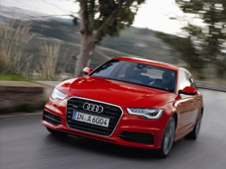 Audi A6 for 480x360 wallpapers