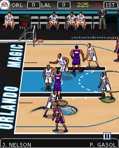 NBA Live 2010 for 71xx,81xx games