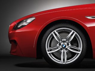 BMW 6 Series Coupe for 8900,9000 wallpaper