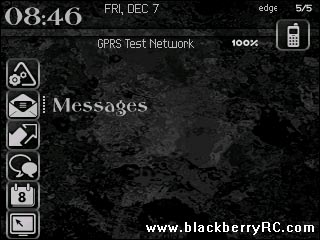 Black Diamond for blackberry 83xx,88xx themes