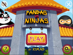 Pandas vs Ninjas v1.6.0 for 9850, 9860 games