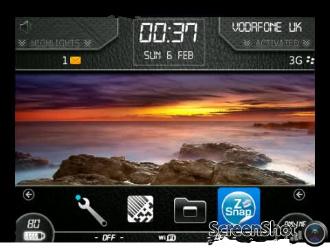 kaiowas theme blackberry os6.0