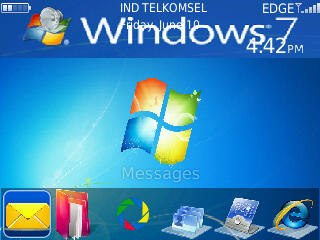 windows 7 cool 8520 by Riandro Design