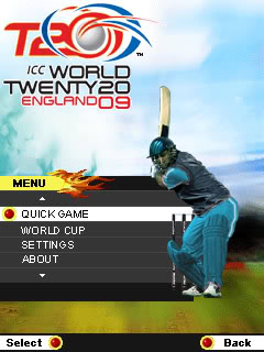 ICC World Twenty 20 England 09 for 71xx,81xx game