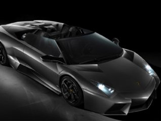 Lamborghini for blackberry 9800 wallpaper