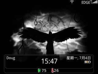 The Crow icons6 0 for blackberry 9650,9700,9780 themes - free