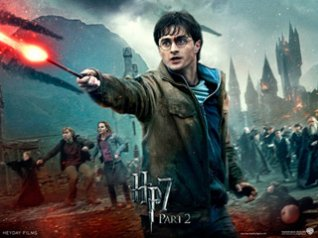<b>Harry Potter and the Deathly Hallows: Part II</b>