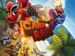 Cannon Rats for blackberry 89xx,96xx,97xx games