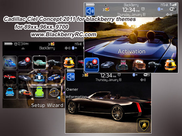 <b>Cadillac Ciel Concept 2011 for 89xx theme os4.6.1</b>