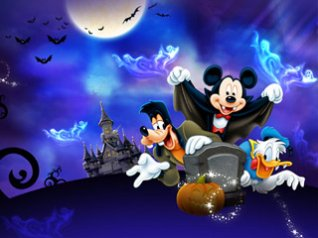 Disney Dreams wallpaper for bb 9800