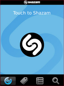 <b>Shazam v2.7.0 for blackberry 89xx,96xx,97xx apps</b>