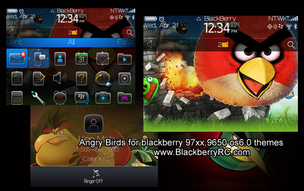 <b>free Angry Birds for blackberry 9780,9700,9650 os</b>