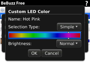BeBuzz - LED Light Colors v5.0.28 for OS 7.1 apps