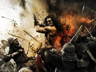 Conan the Barbarian 640x480 wallpapers