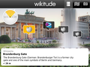 free Wikitude v6.0.8 for bb os7.0 apps