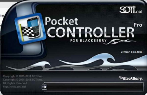free SOTI Pocket Controller-Pro v8.5 for BlackBer