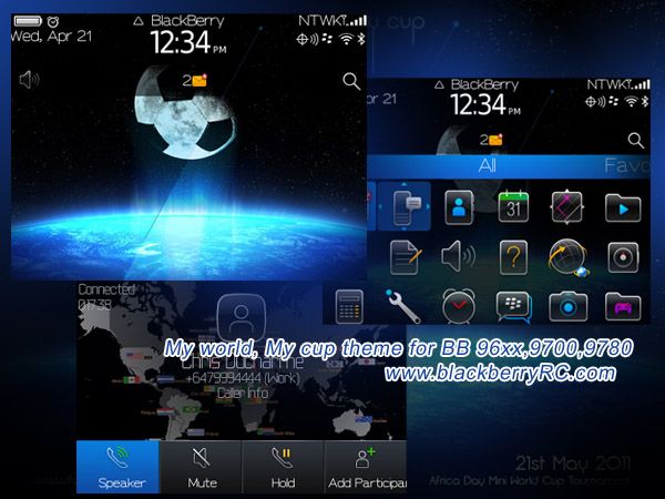 <b>My world, My cup os7.0 theme for BB 96xx,9700,978</b>