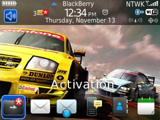 Speed os7 theme for blackberry 85xx,93xx