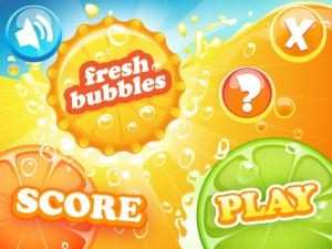 Free Fresh Bubbles v1.0.1 for 9000, 9020 games