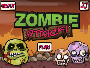 <b>FREE Zombie Attack Game v1.1.38</b>