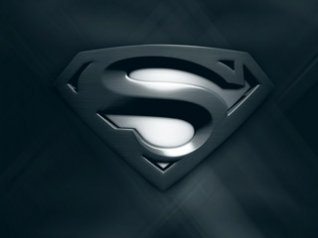 Super Man for blackberry bold 9000,9900 wallpaper