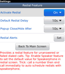 Advanced Calls and LED Control v6.6.0