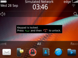 Keylocker v1.0 - Automatic Screen and Keyboard Lo