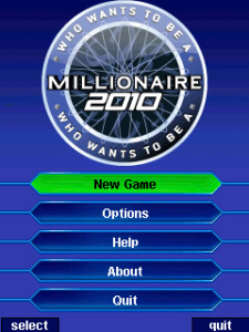 Who Wants To Be A Millionaire 2010 v1.1.0