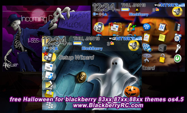 <b>free Halloween for blackberry 83xx,88xx themes os</b>