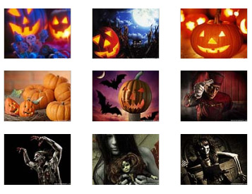 <b>2011 Halloween 9900,9930 themes wallpaper pack</b>