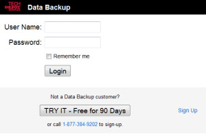 Data Backup v0.1.11 for blackberry os6.0, 7.0 app
