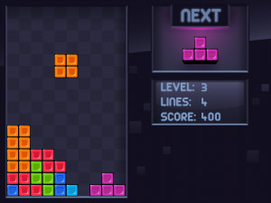 Smart Blocks v1.0.1 for blackberry 9000 blod game